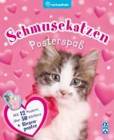 Schmusekatzen Posterspaß