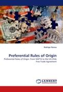 Preferential Rules of Origin - Novoa, Rodrigo