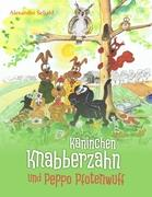 Kaninchen Knabberzahn und Peppo Pfotenwuff