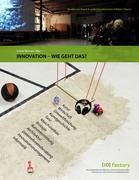 Innovation ? wie geht das?: Eine Veranstaltung der [ID]factory, Zentrum für Kunsttransfer, TU Dortmund, Institut für Kunst und Materielle Kultur