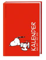 Snoopy Schüleragenda A6 2012