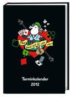 Sheepworld Terminkalender A6 2012
