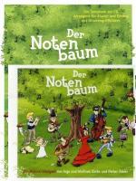 Der Notenbaum -Kindermusical- (Songbook & CD): Bundle für Klavier, Gesang, Gitarre
