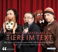 Kafka, Katze, Kakerlake & Co.: Tiere im Text