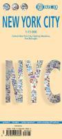 New York City 1 : 15 000 (Borch Maps)