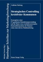 Strategisches Controlling kreisfreier Kommunen