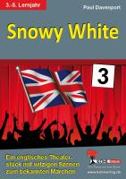 Snowy White (Band 3) - Davenport, Paul