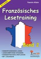 Französisches Lesetraining - Band 2 (ab 3. Lernjahr)