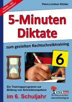 5-Minuten-Diktate / Klasse 6