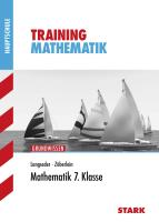 STARK Training Haupt-/Mittelschule - Mathematik 7. Klasse: Grundwissen. Aufgaben mit Lösungen