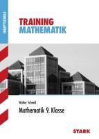 Training Haupt-/Mittelschule Mathematik 9. Klasse: Aufgaben mit Lösungen