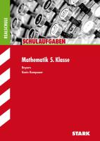 Schulaufgaben Realschule Mathematik 5. Klasse Bayern