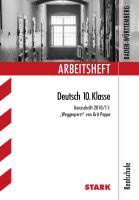 STARK Arbeitsheft Realschule - Deutsch: Weggesperrt von Grit Poppe