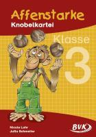 Affenstarke Knobelkartei Klasse 3