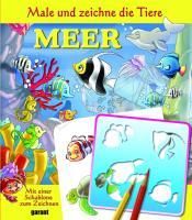 Schablonenbuch Meer