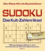 Sudoku. Das Kultzahlenrätsel 04