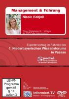 Wissensforum.TV - Nicole Kobjoll - Unser Erfolgsfaktor Nr. 1 ist der Spirit des Unternehmens - Kobjoll, Nicole; Ebert, Christian