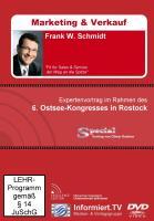 Wissensforum.TV - Frank W. Schmidt - Fit for Sales & Service – der Weg an die Spitze - Schmidt, Frank W.; Ebert, Christian