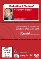 Wissensforum.TV - Alexander Christiani - Die Erfolgsstrategien der weltbesten Verkäufer