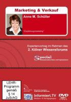 Wissensforum.TV - Anne M. Schüller - Empfehlungsmarketing - Schüller, Anne M.; Ebert, Christian