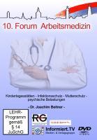 Medreport.TV - Dr. Joachim Beitner - Kindertagesstätten - Infektionsschutz - Mutterschutz-physische Belastungen - Beitner, Joachim