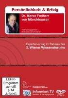 Wissensforum.TV - Dr. Marco von Münchhausen - 100% Engagement - Motivation durch Werte