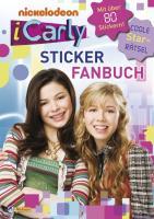 iCarly Sticker Fanbuch