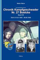 Chronik Kampfgeschwader Nr. 27 Boelcke - Band VII