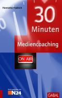30 Minuten Mediencoaching