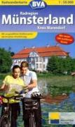 Lust auf Radwandern, Radelpark Münsterland, Kreis Warendorf: 1:50000