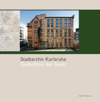 Stadtarchiv Karlsruhe