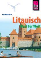 Kauderwelsch, Litauisch Wort für Wort