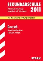Sekundarschule 2005 Deutsch Realschulabschluss Sachsen-Anhalt 1996 - 2004.