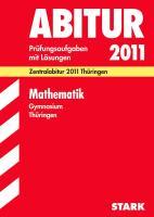 Abitur 2005. Mathematik. Gymnasium. Thüringen. Grundkurs. 1999 - 2004.