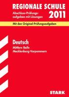 STARK Abschlussprüfung Reg. Schule Mecklenburg-Vorpommern - Deutsch