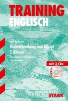 Englisch Training. Rechtschreibung und Diktat 5. Klasse.