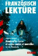 Lektüre - Französisch Treugut: Aventure en Corse et autres autres contes