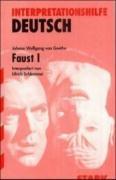 Faust 1. Interpretationshilfe Deutsch.