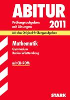 Abitur 2009 Mathematik Gymnasium Baden-Württemberg 2004 - 2008