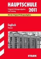 Hauptschule 2011 Englisch Hessen