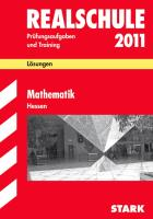 Realschule 2005. Mathematik. Hessen. Lösungsheft