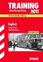 Training Abschlußprüfung Englisch 2011 Hauptschule Niedersachsen