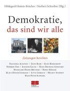 Demokratie, das sind wir alle