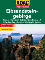 ADAC Wanderführer Elbsandsteingebirge