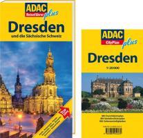 ADAC Reiseführer plus ADAC Reiseführer plus Dresden: Mit extra Karte zum Herausnehmen