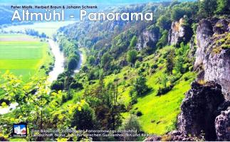 Panorama Altmühltal: Eine Bilderreise entlang des Panorama-Wanderwegs Altmühltal von Gunzenhausen nach Kelheim