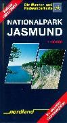 Nationalpark Jasmund 1 : 30 000. Wander- und Radwanderkarte: Ihr aktueller Tourenbegleiter