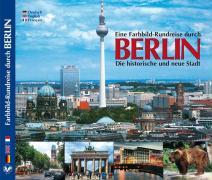 Erlebnisreise durch die Bundeshauptstadt BERLIN in Dt. /Engl. /Franz.
