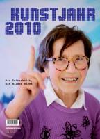 KUNSTJAHR 2010: Die Zeitschrift, die Bilanz zieht