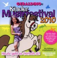 Geraldinos Musikfestival 2010 - Various